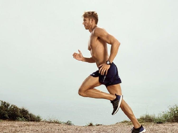 postura perfeita para correr